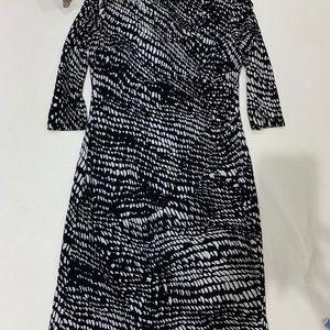 RALPH LAUREN stamp Dress size 10